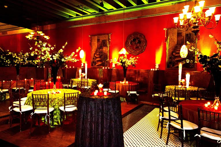 cabaret reception
