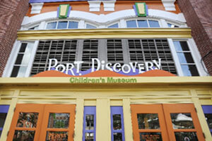 Museums and Attractions - Port Discovery Children's Museum