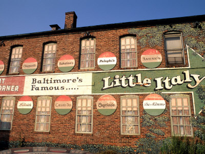 Little Italy Baltimore