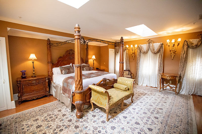 Carroll Suite Boutique Hotel In Baltimore Md